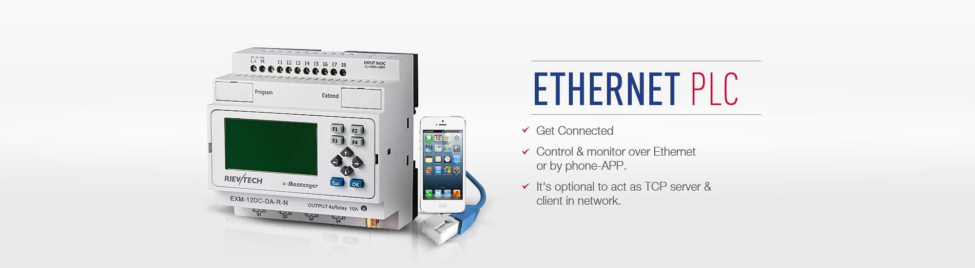 ethernet-plc